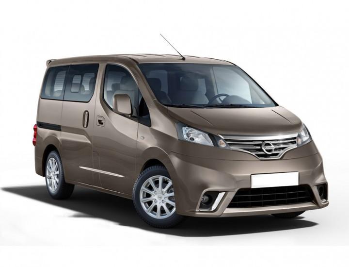 F class- Nissan Evalia 7 Seater Diesel 2013