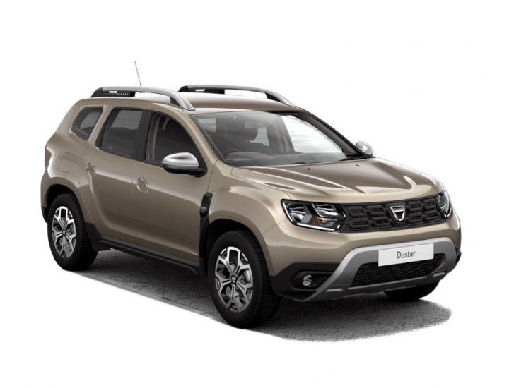 E class- Dacia Duster 2018-2019