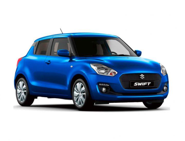 B+  class- Suzuki Swift 2019